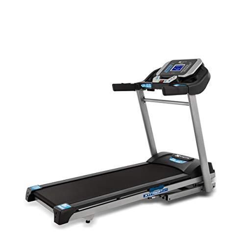 XTERRA Fitness Folding Treadmill , Silver