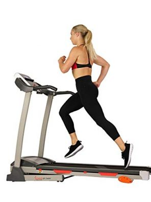 Sunny Health, Fitness Treadmill