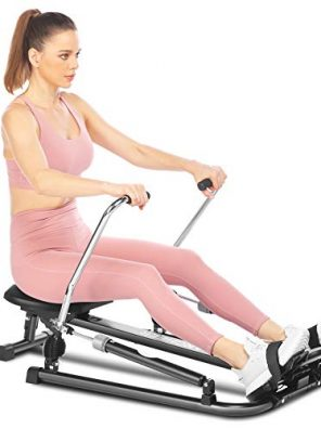 ANCHEER Hydraulic Rowing Machine